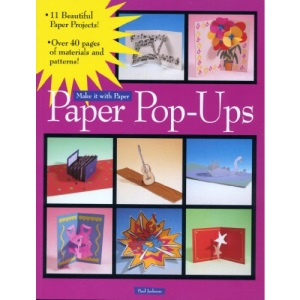 Paper Pop-Ups (Make it with paper)