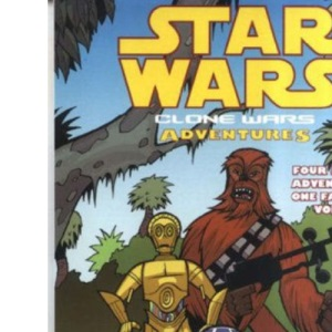 Star Wars - Clone Wars Adventures: v. 4