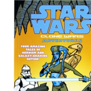 Star Wars: v. 5: Clone Wars Adventures (Star Wars Clone Wars 5)