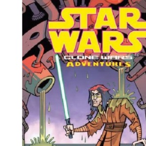 Star Wars: Clone Wars Adventures: v. 9 (Star Wars)
