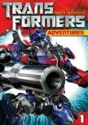 Transformers Adventures: (Vol.1) (Transformers)