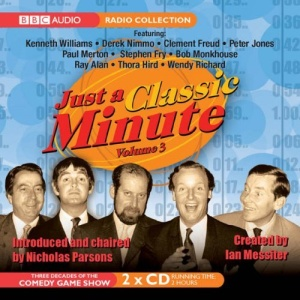 Just a Classic Minute: v. 3 (BBC Audio)