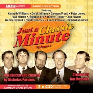 Just A Classic Minute: Volume 4: v. 4 (BBC Audio)