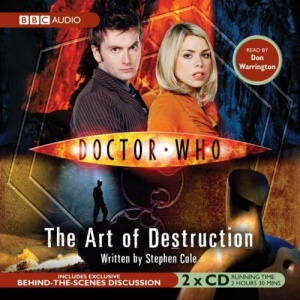 Doctor Who: The Art of Destruction (Dr Who)
