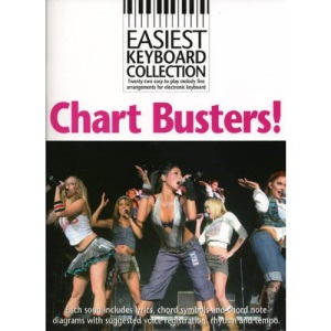 Easiest Keyboard Collection: Chart Busters!