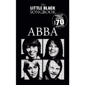 Little Black Songbook: Abba (The Little Black Songbook)