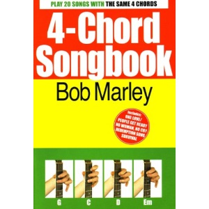 Bob Marley (4 Chord Songbook)