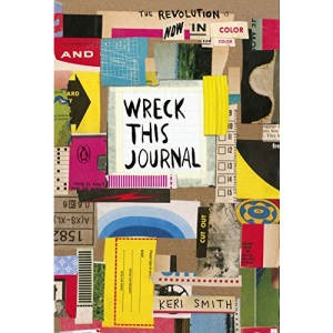 Wreck This Journal: Now in Colour