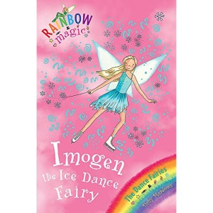 Imogen the Ice Dance Fairy (Rainbow Magic)