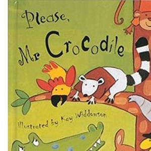Please, Mr Crocodile... (Activity Books)