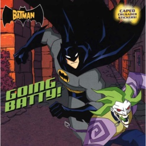 Going Batty (Batman)