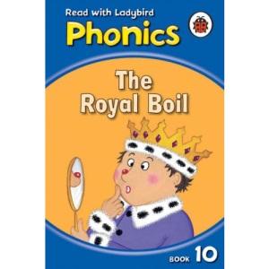 Phonics 10: The Royal Boil