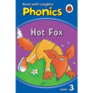 Phonics 03: Hot Fox
