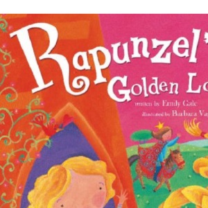 Rapunzel's Golden Locks (Book & CD)