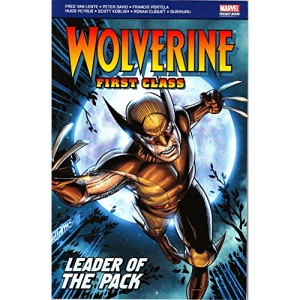 Wolverine First Class: Leader of the Pack