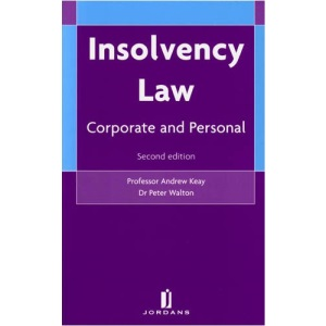 Insolvency Law: Corporate and Personal