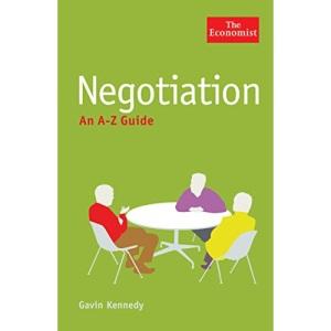 The Economist: Negotiation: An A-Z Guide (Economist a-Z Guide)