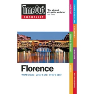 Time Out Shortlist Florence 1st edition