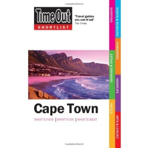 Time Out Shortlist Cape Town 1st edition