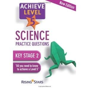 Achieve: Science Practice Questions- Level 5