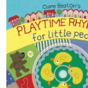 Playtime Rhymes for Little People (Book & CD)