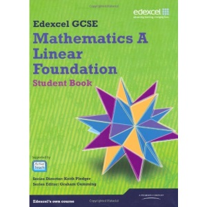 GCSE Mathematics Edexcel 2010: Spec A Foundation Student Book (GCSE Maths Edexcel 2010)