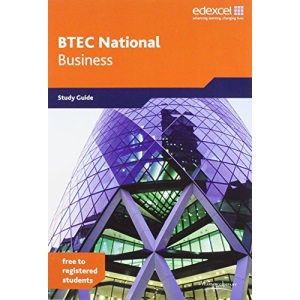 BTEC National Business: Study Guide