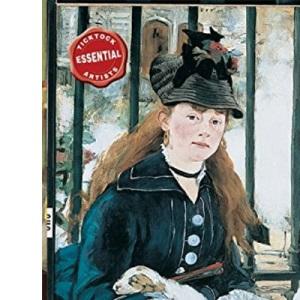 Manet (Ticktock Essential Artists)