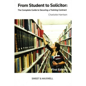 HARRISON FROM STUDENT TO SOLICITOR