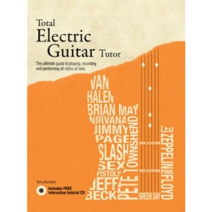 Total Electric Guitar Tutor (Total Tutor)