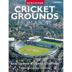 Discover Cricket Grounds From Above (Discovery Guides)