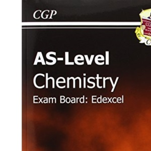 AS Level Chemistry Edexcel Revision Guide