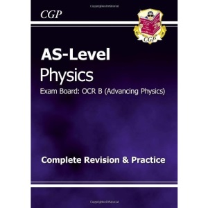 AS Level Physics OCR B Revision Guide