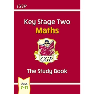 New KS2 Maths Study Book - Ages 7-11: superb for catch-up and learning at home (CGP KS2 Maths)