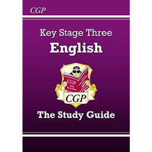 KS3 English Study Guide: superb for catch-up and learning at home (CGP KS3 English)