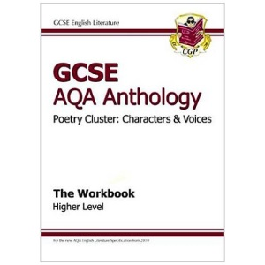 GCSE AQA Anthology Poetry Cluster: Characters & Voices