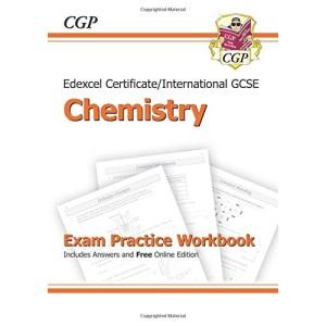 Edexcel Certificate / International GCSE Chemistry Exam Practice Workbook (with ans & online edn)