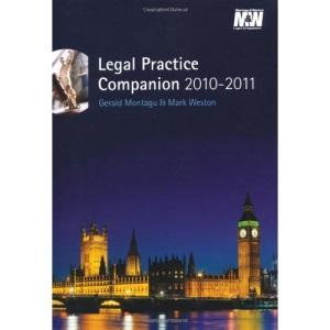 Legal Practice Companion 2010/11