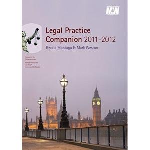 Legal Practice Companion 2011-2012