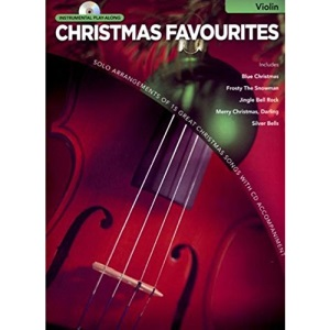 Instrumental Play-Along: Christmas Favourites (Violin)