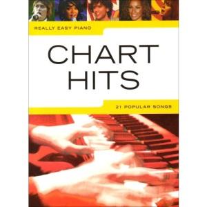 Really Easy Piano Chart Hits Pf