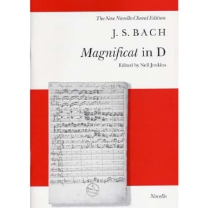 Magnificat in D (Jenkins) Vocal Score (New Novello Choral Editions)