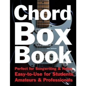 Chord Box Book: Perfect for Songwriting and Notes Easy to Use for Students, Amateurs and Professionals.