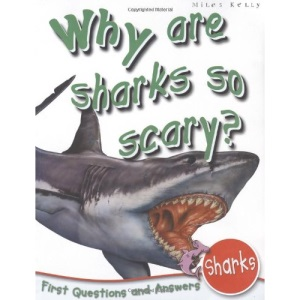1st Questions and Answers Sharks: Why are Sharks So Scary? (First Questions and Answers) (First Q&A)