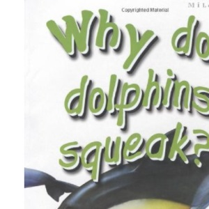 1st Questions and Answers Whales and Dolphins: Why Do Dolphins Squeak? (First Questions and Answers)