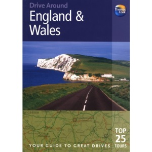 England and Wales (Drive Around - Thomas Cook Drive Around - Thomas Cook) (Drive Around England & Wales)
