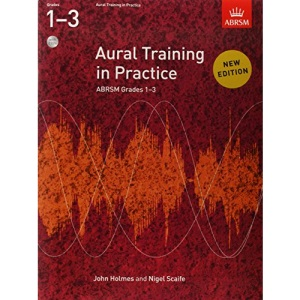 Aural Training in Practice, ABRSM Grades 1-3, with 2CDs: 2011 Edition