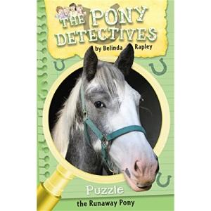 Puzzle: The Runaway Pony (The Pony Detectives)