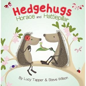 Horace and Hattiepillar (Hedgehugs)