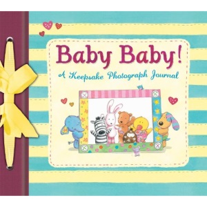 Baby Baby!: A Keepsake Photograph Journal (Baby Record Book)